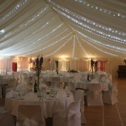 Marquee Lining for Wedding