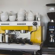 Oceans Restaurant - Coffee Machine