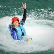 Adventure South Coasteering jump