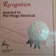 Phil Mingo Electrical - Electrician - Kingsbridge