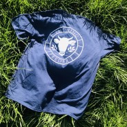 The Ring Feeder TShirt on Grass