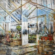 Alison Pullen Coombe Gallery vinery Fulham palace