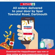 Snappy Shopper - Townstal Road Garage, Dartmouth