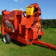 Martin Pears Engineering Teagle 8500 Bale Shredder
