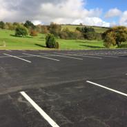 New Car Parking - Wrangaton Golf Club