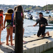 Salcombe Paddle Boarding