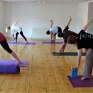 A wide range of yoga classes to suit all abilities