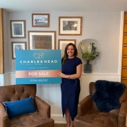 Nicola Povey taking over Charles Head Estate Agents in Kingsbridge