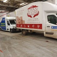 Dyas & Sons Removals Storage Van & Man Hire