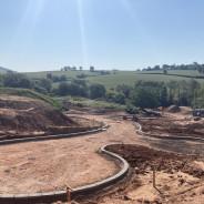 Road Construction - Otterton