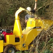Jo Beau M500 woodchipper