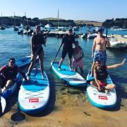 Salcombe Paddle Boarding