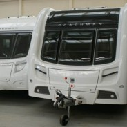 Ocean Leisure Storage Caravans