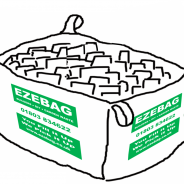 Ezebag - The Easier Way to Clear Away Your Rubbish