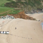 Hallsands Beach