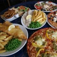 Torcross Boat House Restaurant Food