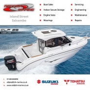 Reddish Marine Boat Sales