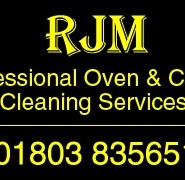 RJM Professional Oven & Carpet Cleaning Services
