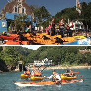 Salcombe Sea Kayaking - South Sands
