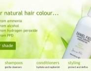 Daniel Field Hair Colour