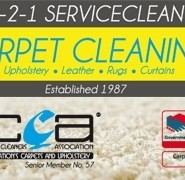 121 Service Clean - Carpet & Curtain Cleaning