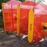 Martin Pears Engineering Teagle Rotary Toppers
