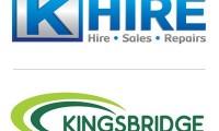 Kingsbridge Hire and Kingsbridge Garden Machinery Logo