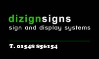 Dizign Signs Churchstow - Signs and Display Systems