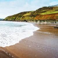 Gara Rock Beach South Devon