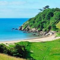 Mothecombe Beach - Flete Estate South Devon