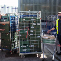 Kingsbridge Food Bank thanks Tesco for huge donation