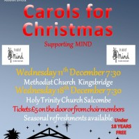 Alvington Singers Christmas Concert in Kingsbridge