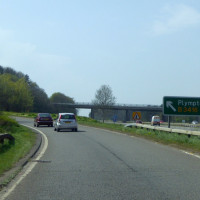 Police appeal for witnesses after fatal crash on the A38