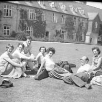 Dartington Summer School archive, date unknown