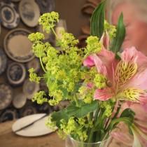 Glazebrook Flowers on Table