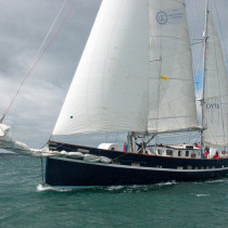 Mayflower 400 Race: Young sailors overcome strong headwinds to arrive in Dartmouth