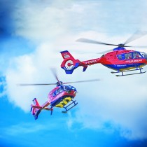 2 new Devon air ambulance helicopters