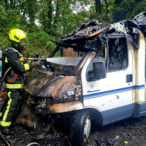 Buckfastleigh attend two fires in less than 24 hours