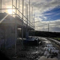 The South Hams scaffolding expert making building easier, safer and more cost effective