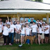 BCW Volunteers at an awareness event