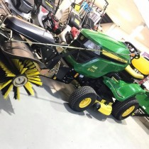 Garden tractors at Kingsbridge Hire