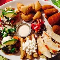 Food at LaRanchera Mexican in Kingsbridge