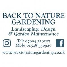 Back to Nature Gardening