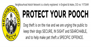 Neighbourhood Watch launches Protect Your Pooch campaign