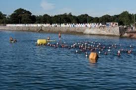 Goodrington Beach Swim