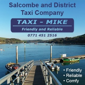 Salcombe and District Taxi Company - Taxi Mike