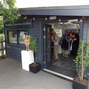 The Mason Laurence Gallery at Dartington