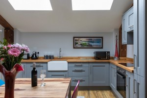 Everything including the kitchen sink: Dartmouth's one-stop-shop for bespoke kitchens