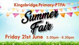 Kingsbridge Primary School Summer Fair