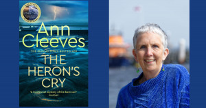 Bestselling author celebrates launch of her latest book with live talk